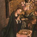 Pedro Berruguete. Nacimiento de Cristo. Salida: 100.000 euros. Vendida en postventa por 80.000 euros
