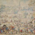 Dibujos de Rembrandt y Rubens viajan a Galicia con la Fundación Barrié