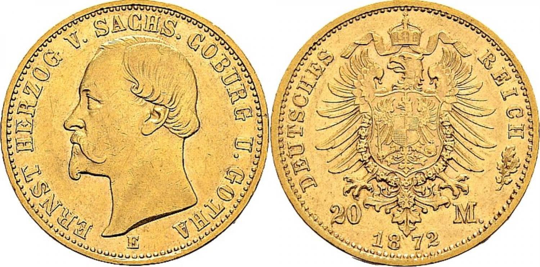 20-marcos-de-ernesto-ii-de-1872.-salida-48.000-euro.-dr.-busso-peus-nachf