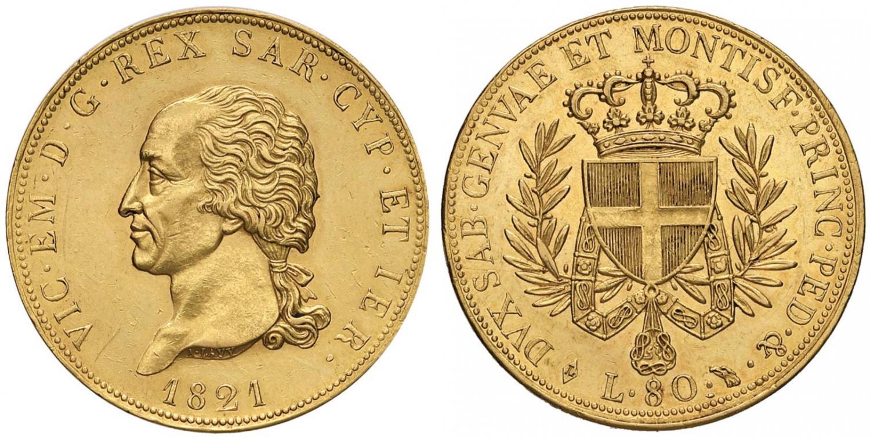 80-liras-de-victor-manuel-i-de-1821.-salida-70.000-euro.-nomisma