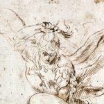 18.000 euros por el dibujo atribuido a Antonio del Castillo en Abalarte