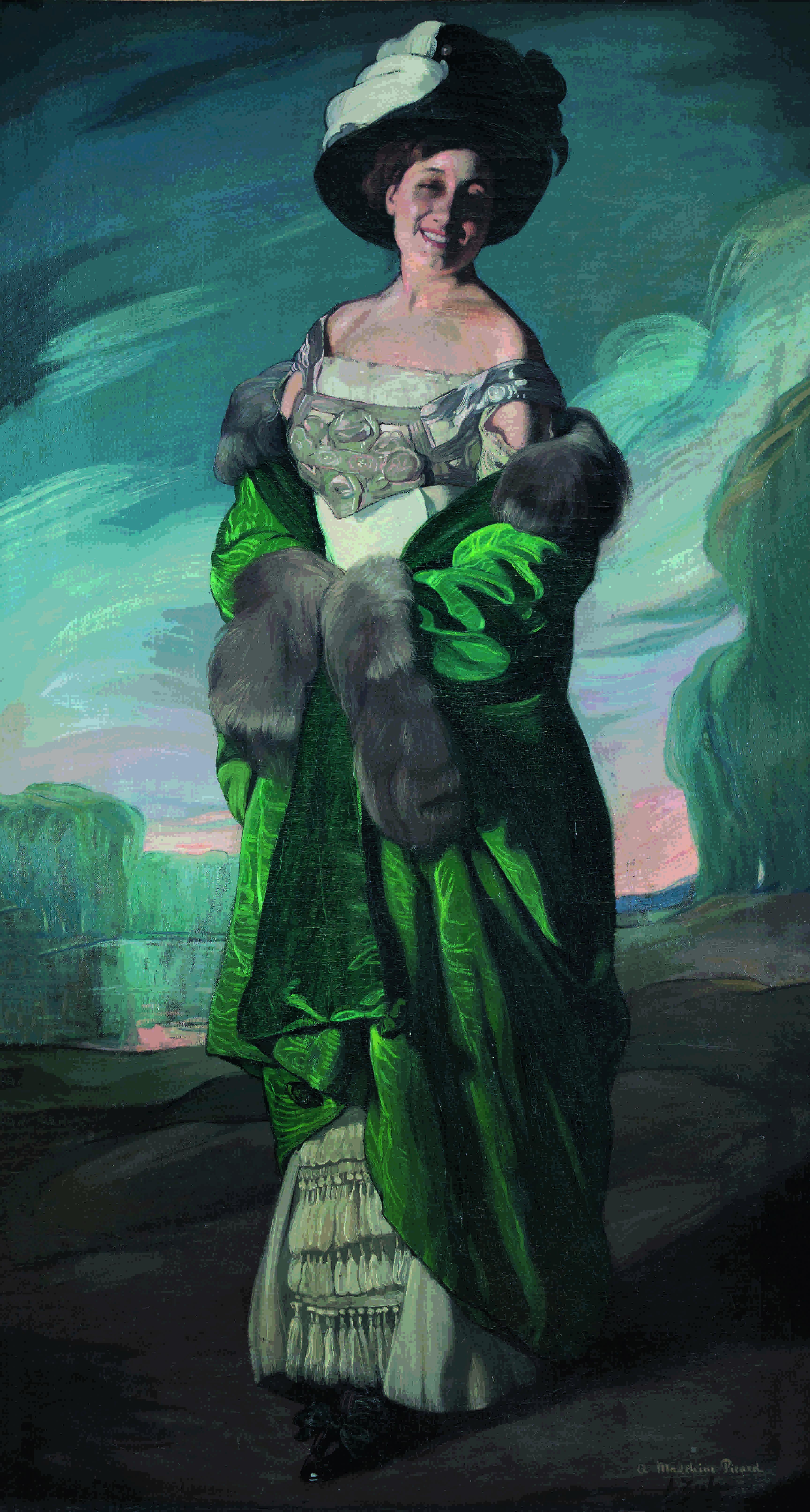 Portrait de Mademoiselle Picard