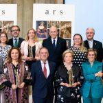 Ars Magazine entrega los II Premios Arte y Empresa en el Museo del Prado