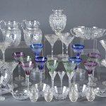 Fernando Durán vende por 40.000 euros una cristalería de Baccarat