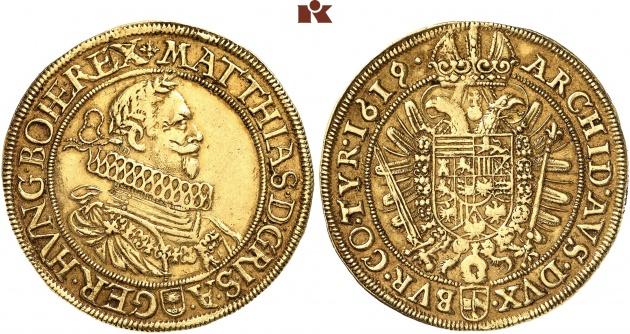 10-ducados-de-1619-de-mathias.-estimados-en-25.000-se-adjudicaron-en-120.000-euro.-fritz-rudolf-kunker