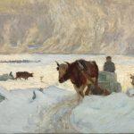 El desconocido Impresionismo canadiense se expone en Munich