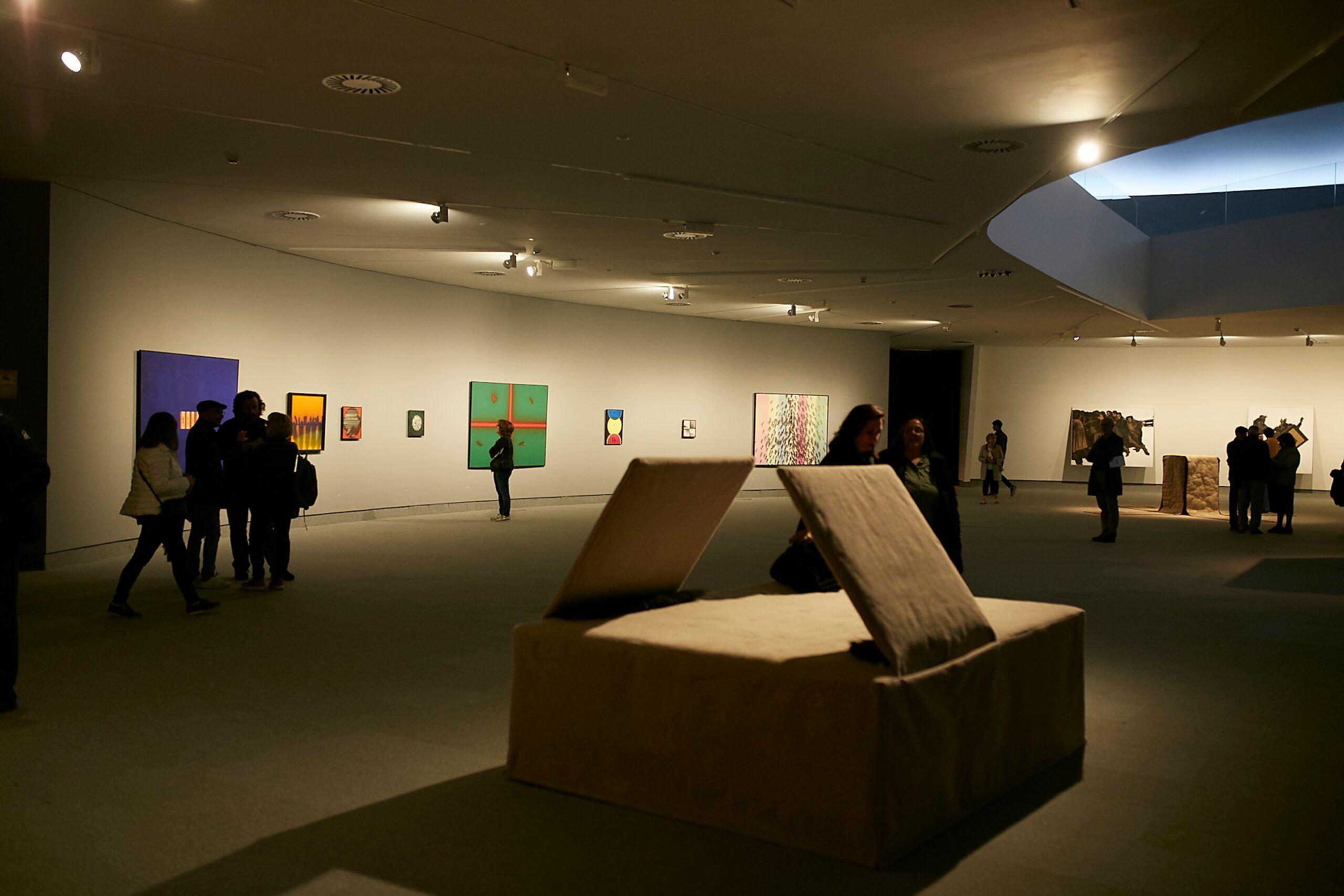 La familia Genovés expone en el Centro Niemeyer de Avilés