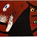 Joan Miró en la Fundación Maeght