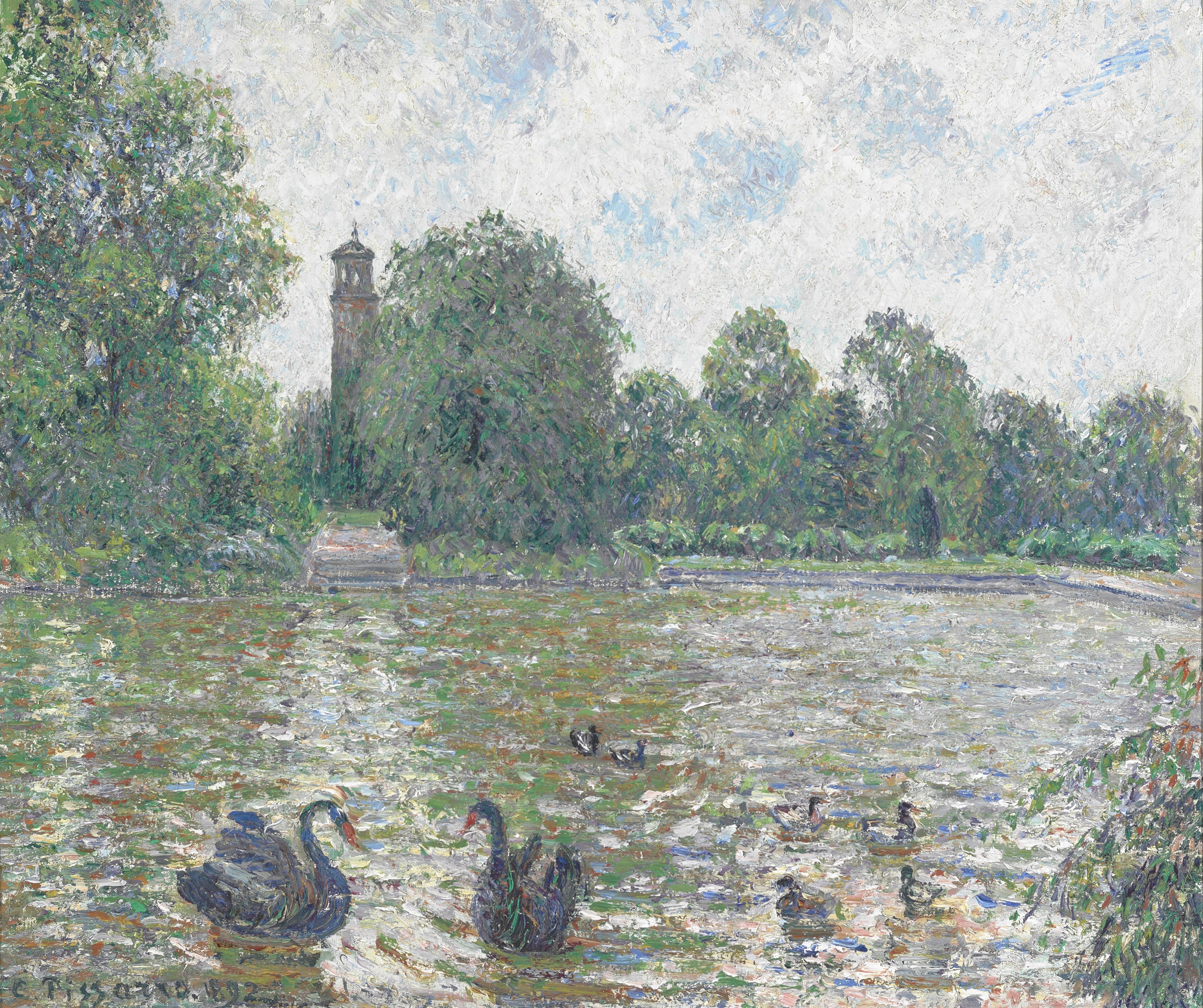Una gran donación de pintura europea a un museo de Atlanta