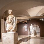 Benedetta Tagliabue reinventa el interior del Museo Vittoriano de Roma