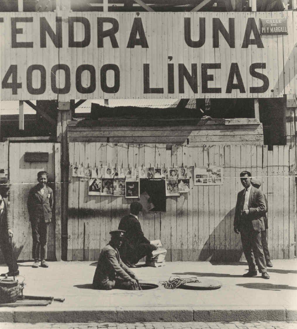 telefonica-valla-del-solar-de-la-compania-de-gran-via.-autor-anonimo