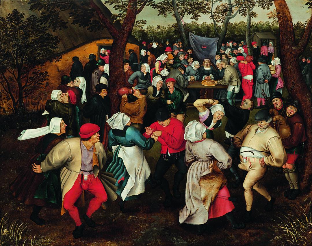 13.-baile-nupcial-al-aire-libre-pieter-brueghel-el-joven-1610-cortesa-arthemisia-espaa