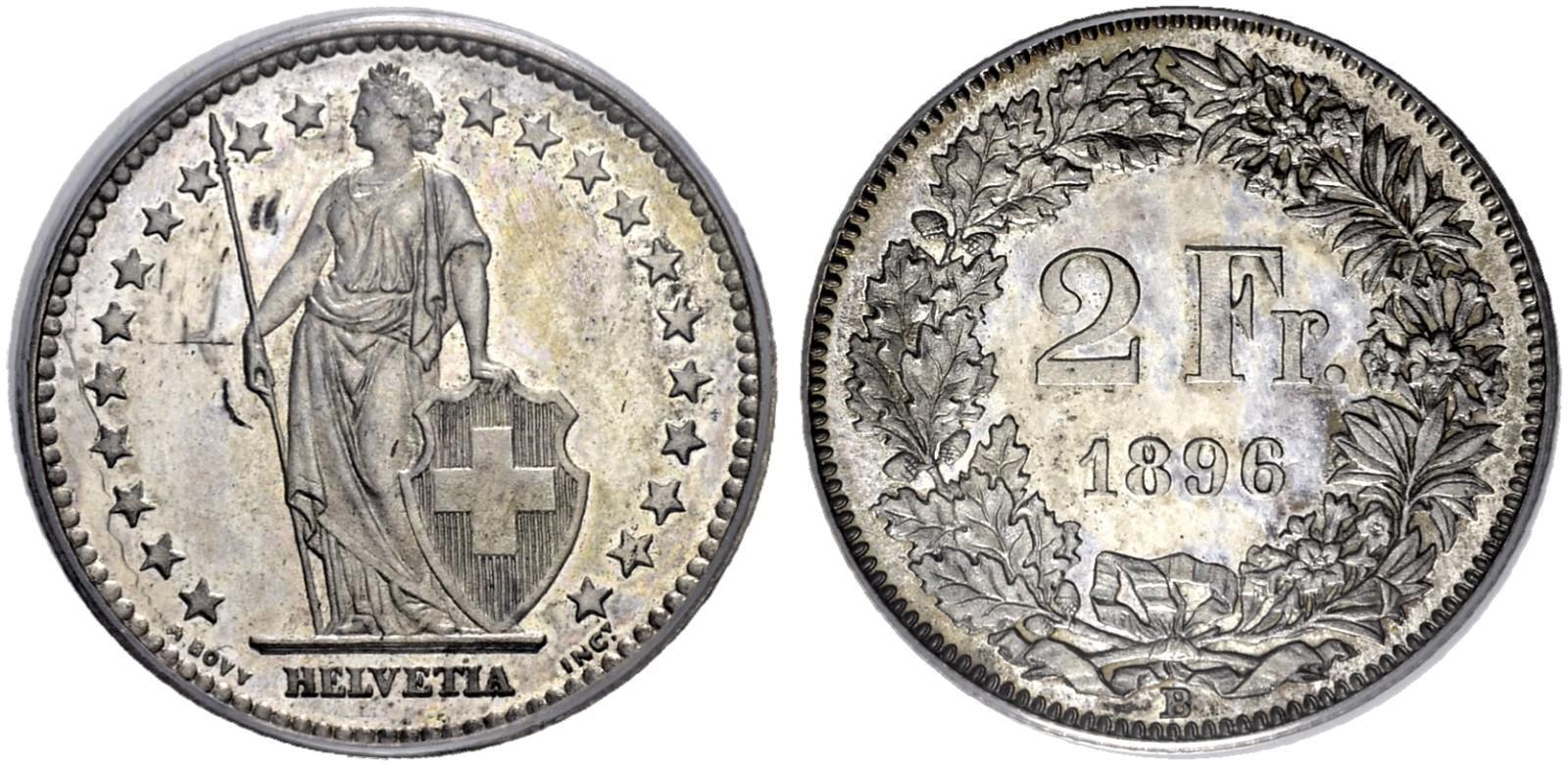 2-francos-de-1896-de-bern.-salida-35.000-francos-suizos.-sincona