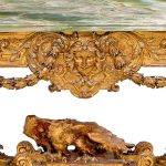 42.500 euros por una mesa de centro estilo Luis XIV en Abalarte