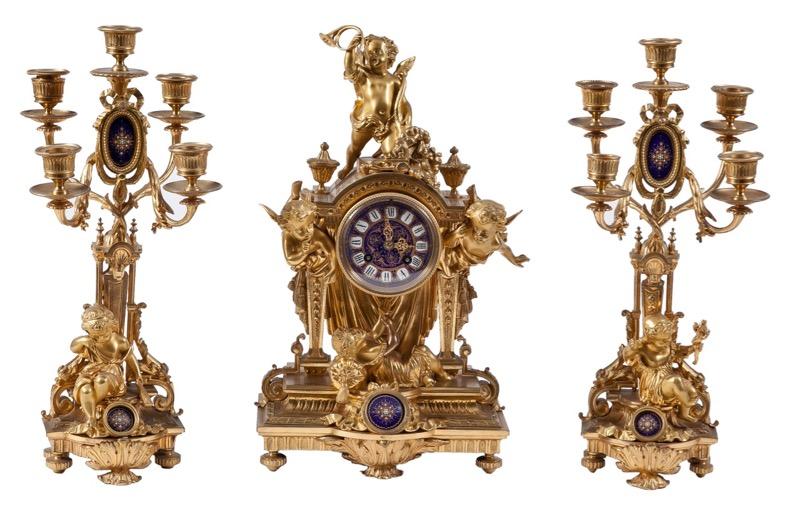 596-guarnicin-francesa-de-reloj-y-candelabros-de-bronce-dorado-y-placas-de-esmalte-poca-napolen-iii-s.xix_.00