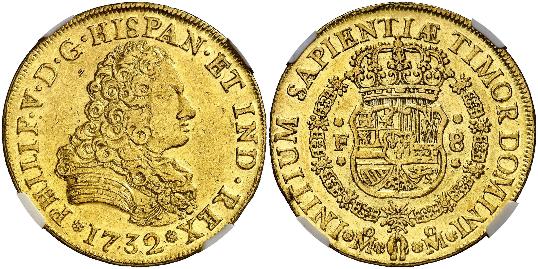 8-escudos-de-felipe-v.-1732.-mejico.-salida-30.000-euro.-aureocalico