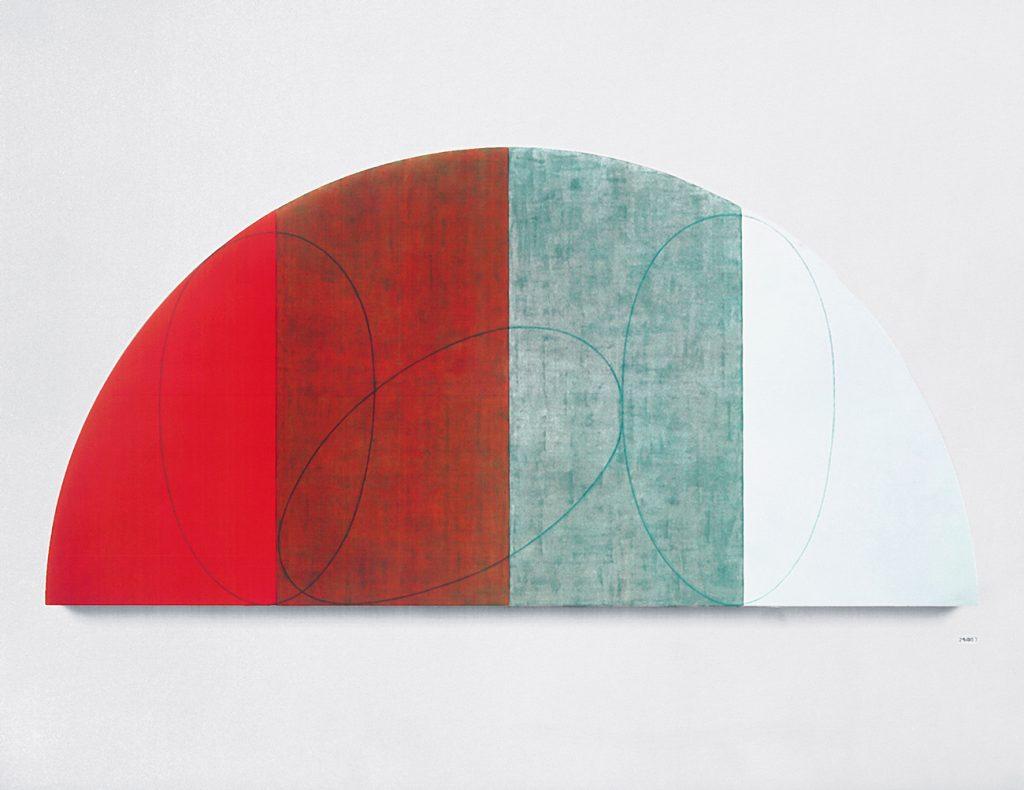 robert-mangold-i-curved-plane-figure-xi-i-plano-curvo-figura-xi-1995-acrilico-y-lapiz-negro-sobre-tela-274-5-x-550