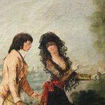La hipótesis del taller de Goya resurge en Francia