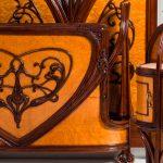 6.000 euros por un dormitorio Art Nouveau en Ansorena