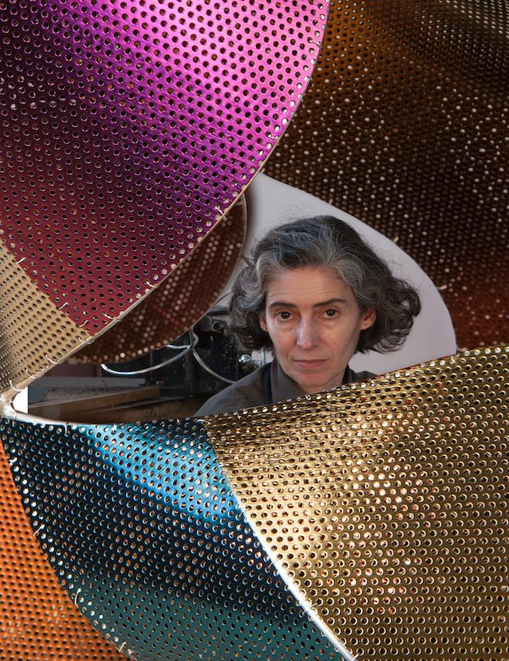 Blanca Muñoz, nueva académica de Bellas Artes