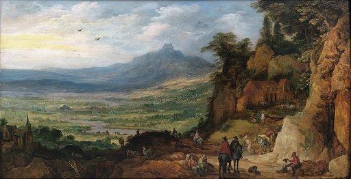 paisaje-de-montana-con-mulas