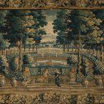 Un tapiz verdure del S. XVIII, lo más destacado de Ansorena