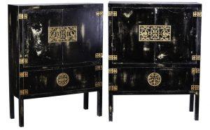 618-marc-du-plantier-pareja-de-cabinets-lacados-en-negro-con-bronces-aplicados-gusto-oriental-aos-40.-00