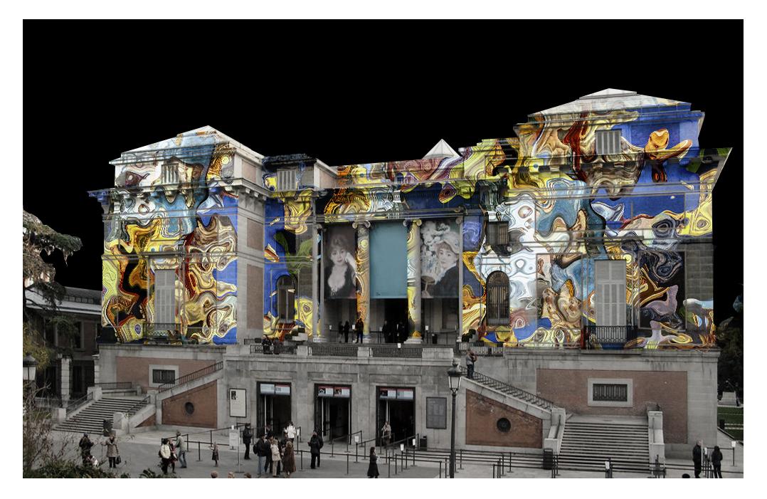 Un espectáculo de luz y música para finalizar el bicentenario