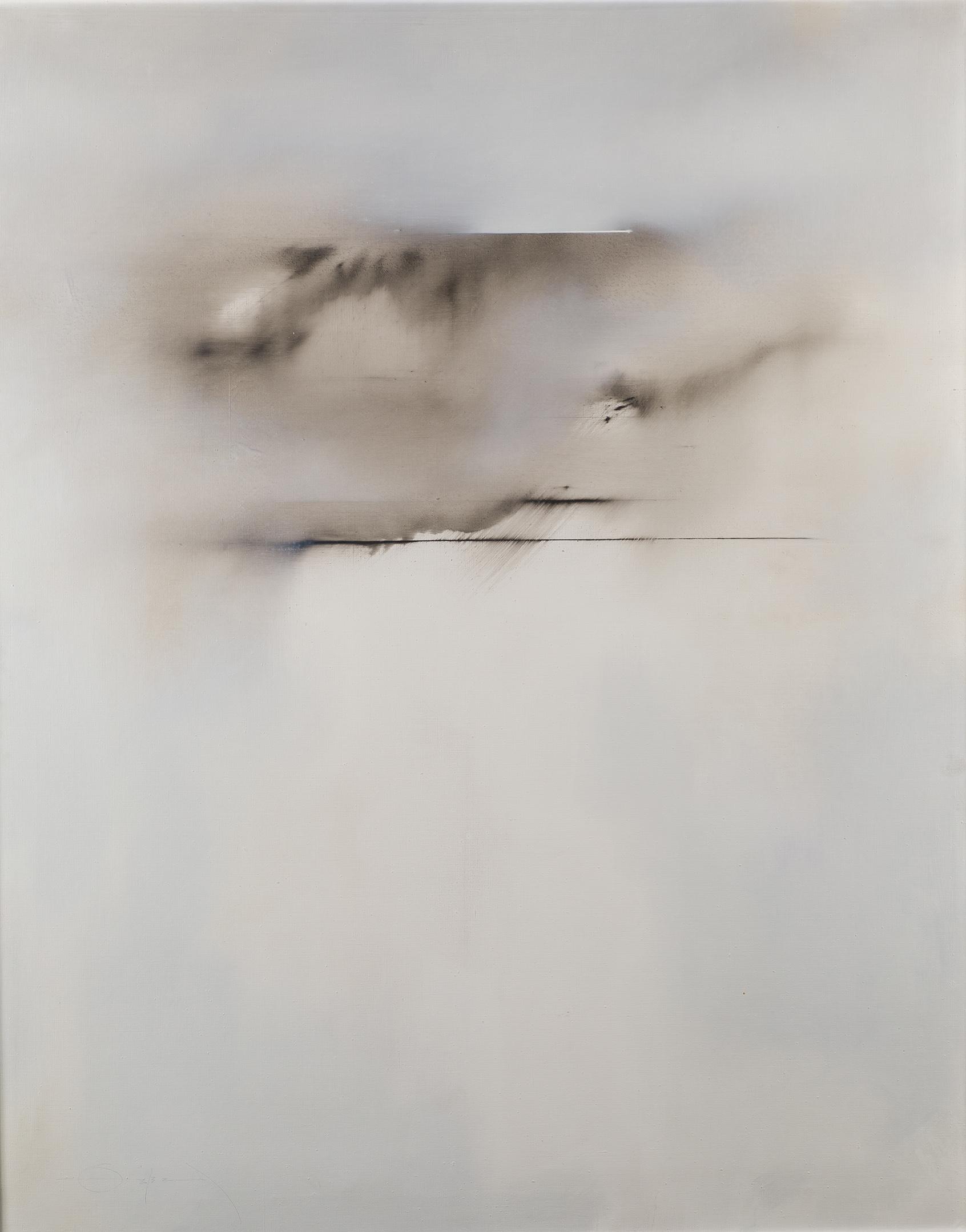Fernando Zóbel. Esperando mayo (desde Monet), 1978. Salida: 100.000 euros. Remate: 170.000 euros