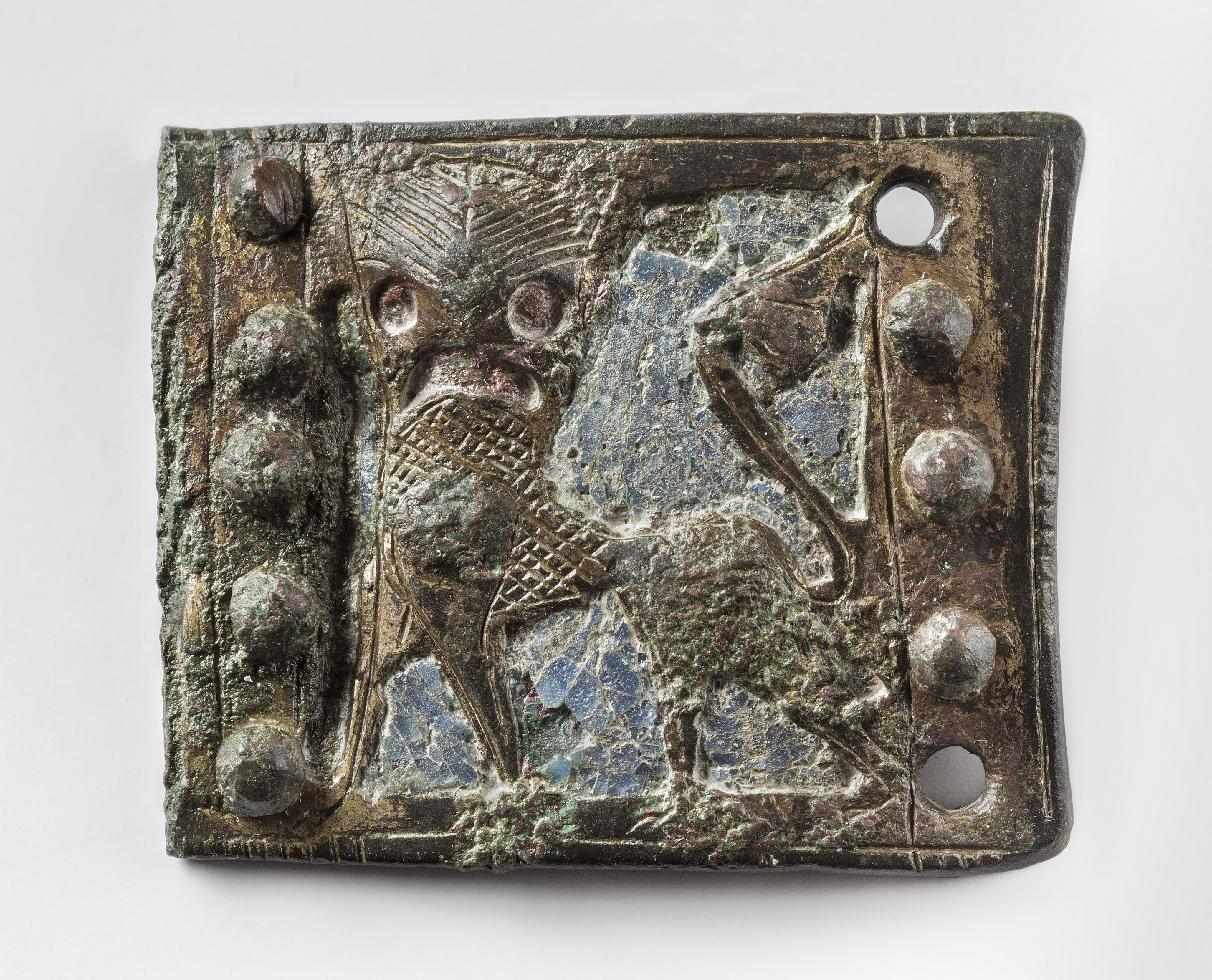 Broche de cinturón CV-03/26/1/1346Museo Provincial de Ciudad Real