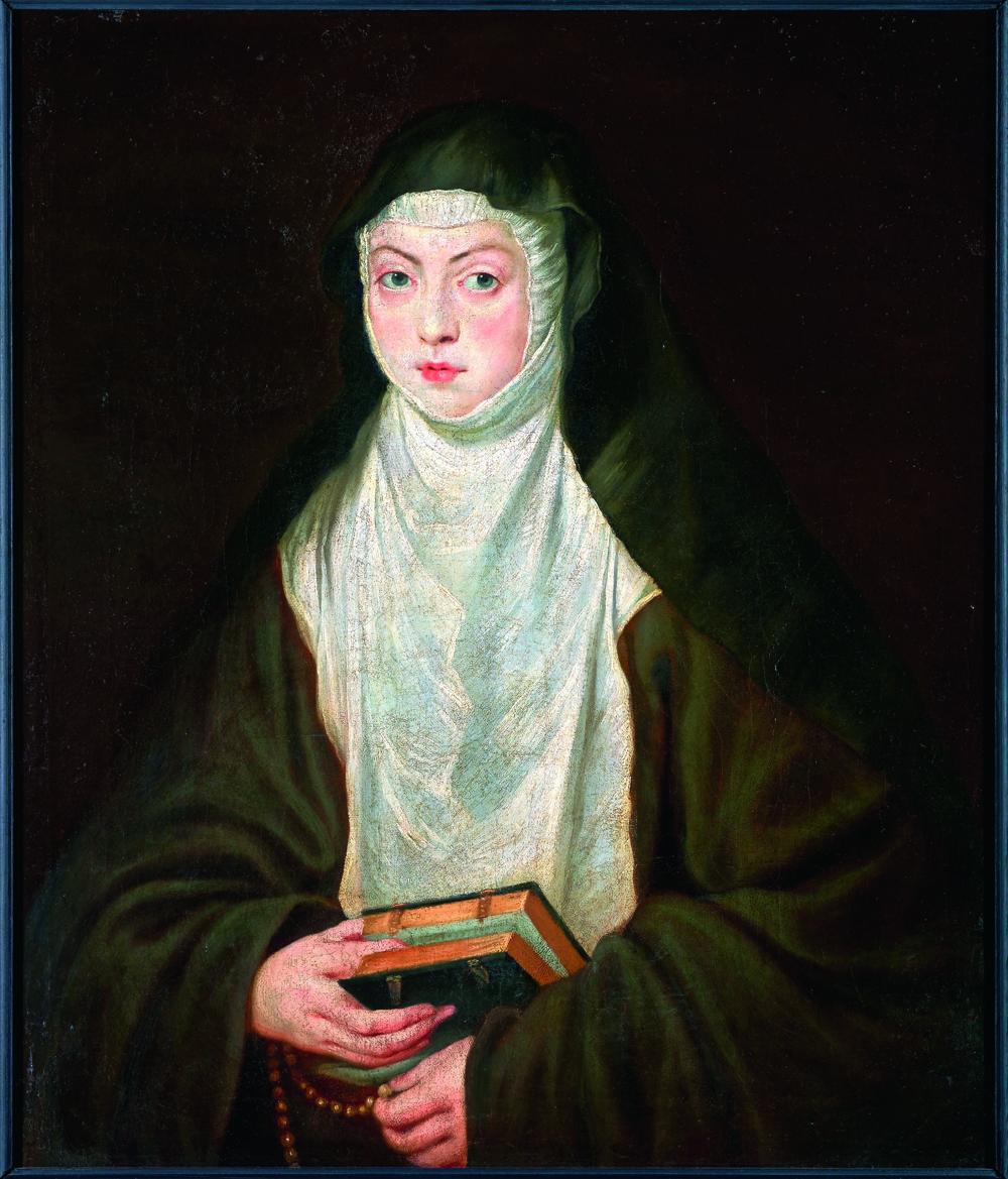retrato-de-sor-ana-dorotea-de-pedro-pablo-rubens-hacia-1628-monastero-de-las-descalzas-reales
