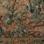 Un tapiz de la manufactura de Oudenaarde, lo más llamativo de la subasta de Ansorena