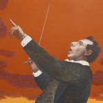 'Universo Alcorlo': Homenaje al pintor en la Academia de San Fernando