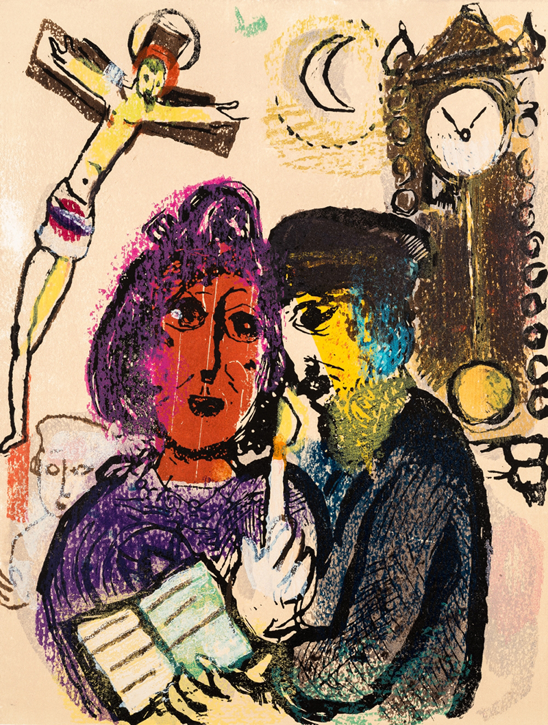 chagall-poemas-xilografia-y-collage