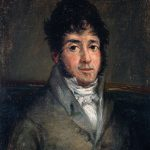 Francisco de Goya. Retrato del actor Isidoro Máiquez, 1807. Estimación probable: 800.000 a 1.000.000 euros. No vendido