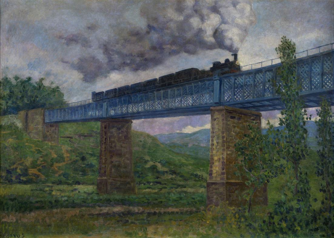 regoyos-viaducto-ormaiztegui