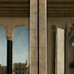 Michel Coxcie y su réplica del Políptico de Gante