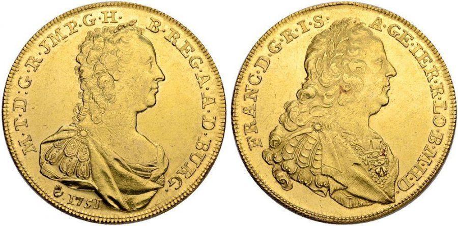 10-soberanos-de-oro-de-1751.-austria.-salids-25.000chf.-sincona