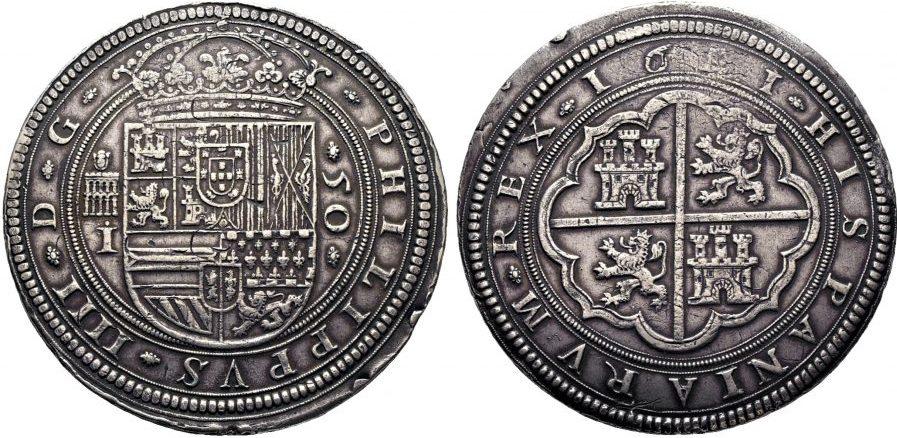 50-reales-de-segovia.-1651.-felipe-iv.-salida-7.000-euros.-a-da-de-hoy-ya-va-por-11.000-euros.-cayn-subastas