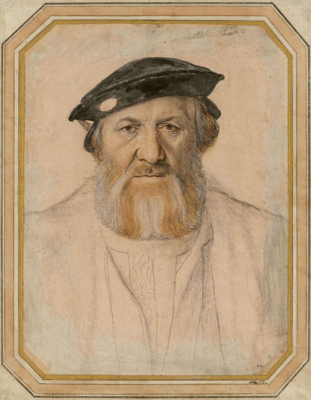 Bildnis des Charles de Solier, Sieur de Morette