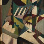 María Blanchard. Bodegón cubista, 1917. Salida: 190.000 euros. Remate: 220.000 euros