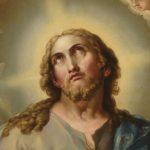 Vicente López. Cristo el Salvador, detalle. Salida: 60.000 euros