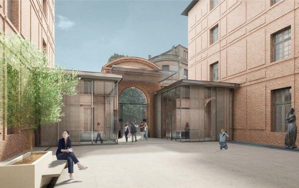 La renovación del Museo Ingres Bourdelle