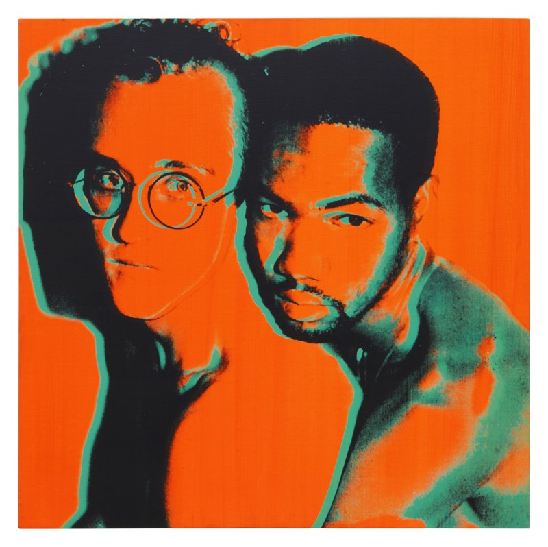 andy-warhol-_-portrait-of-keith-haring-and-juan-dubose-_-dear-keith_-works-from-the-personal-collection-of-keith-haring2020-_-sothebys
