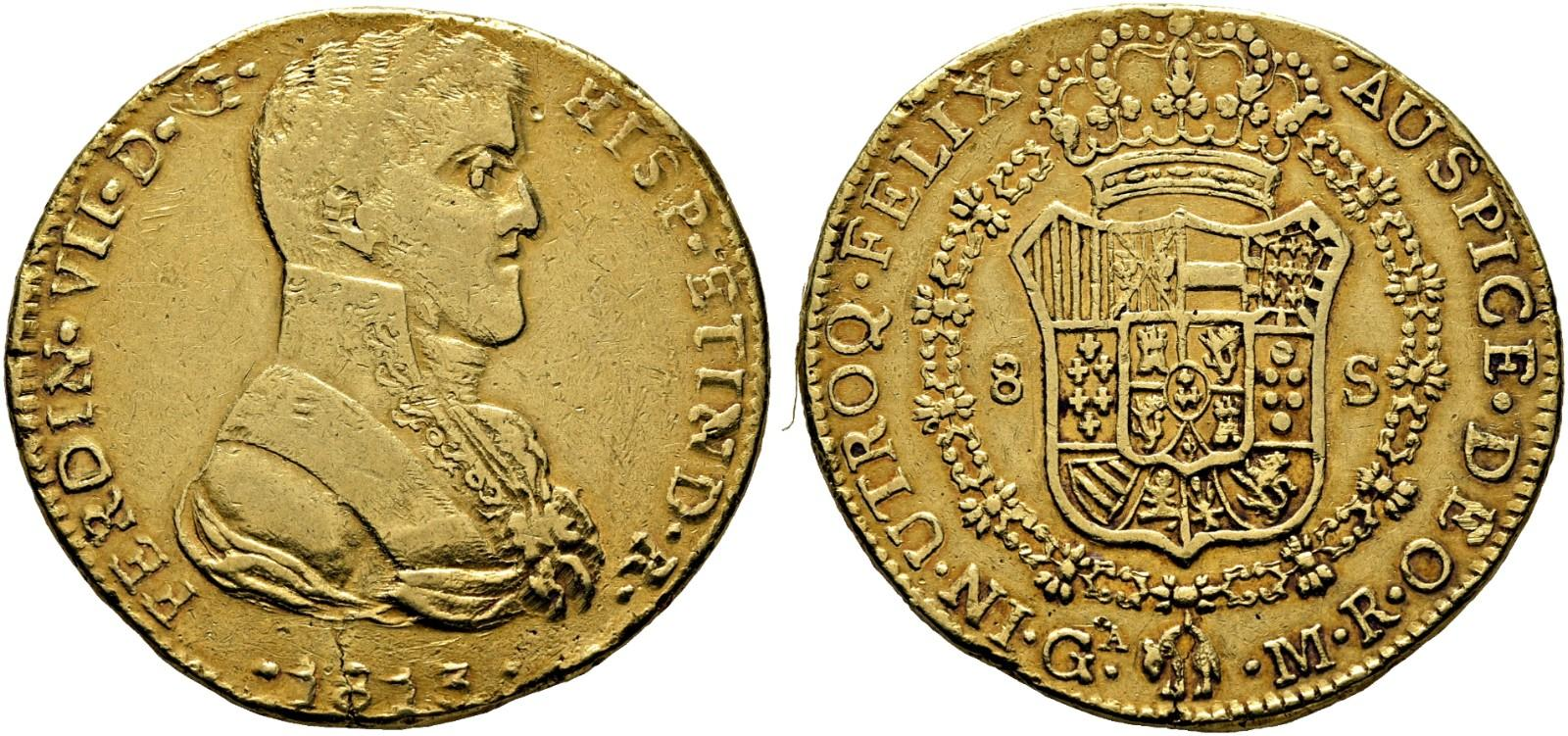 8-escudos-de-guadalajara.-1813.-rematado-en-16.520-euros.-cayn-subastas