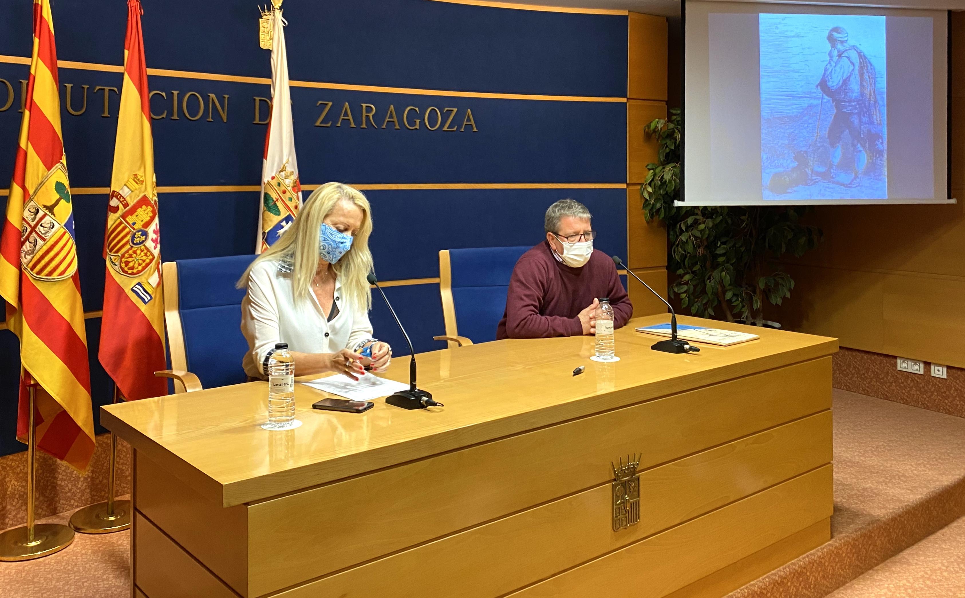 Los grabados de Carlos de Haes en la Diputación de Zaragoza