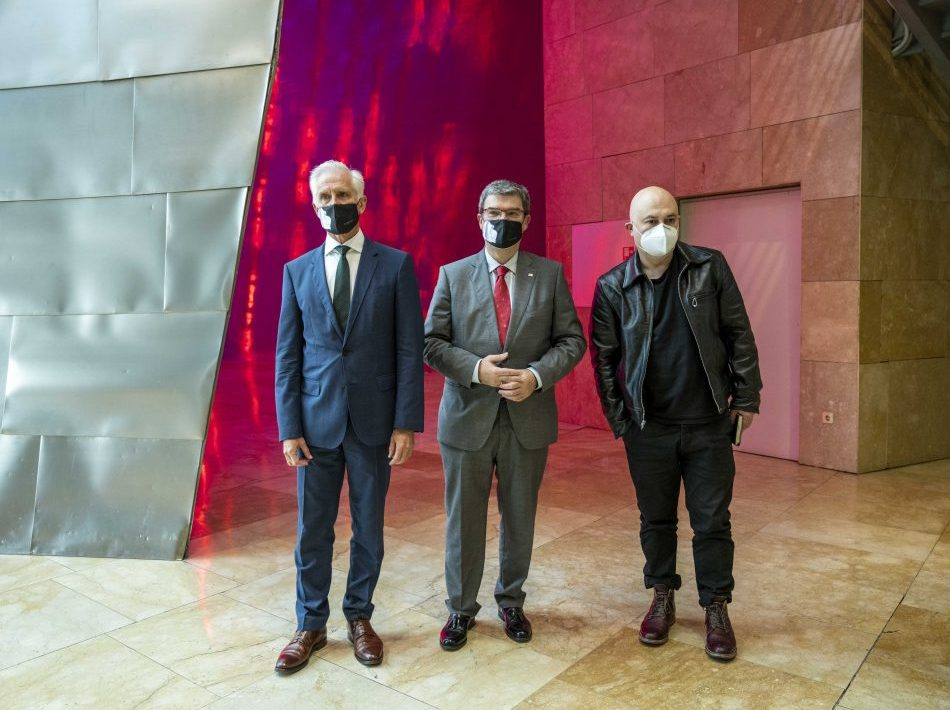 Trío de ases para 'Los locos años 20' en el Guggenheim Bilbao
