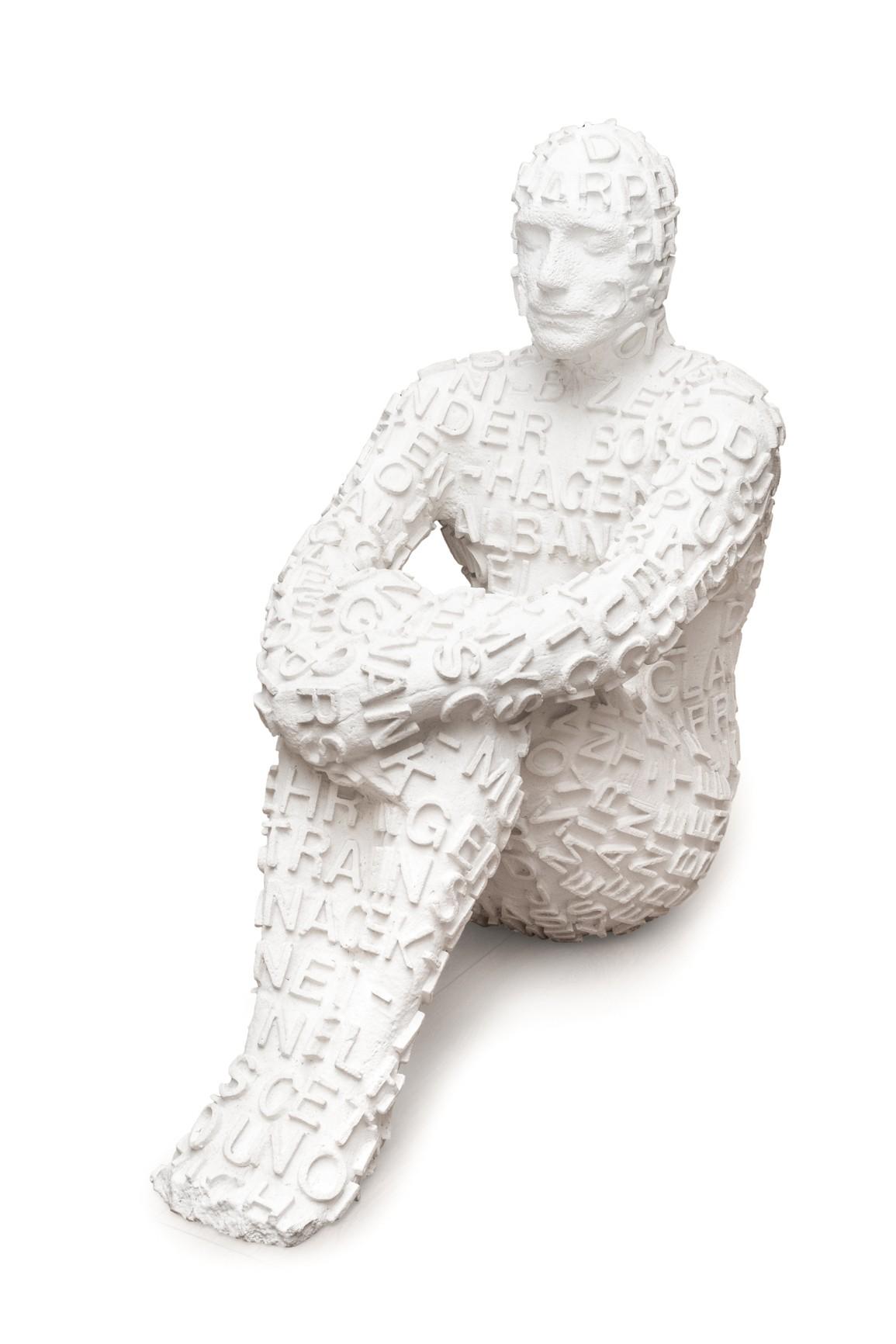 Jaume Plensa. Autorretrato como HB II, 2006. Salida: 80.000 euros. Remate: 120.000 euros
