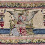 Patrimonio Nacional expone la tapicería de los «Hechos de los Apóstoles» de Rafael
