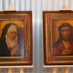 Los dos cuadros nazis del Museo de Pontevedra